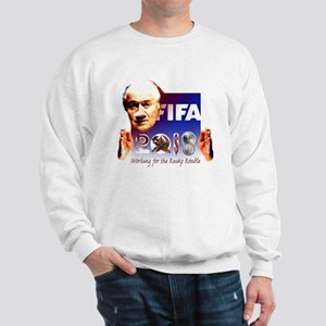 World Cup 2018 Rusky Rouble Sweatshirt